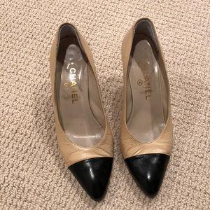 Vintage Chanel heels